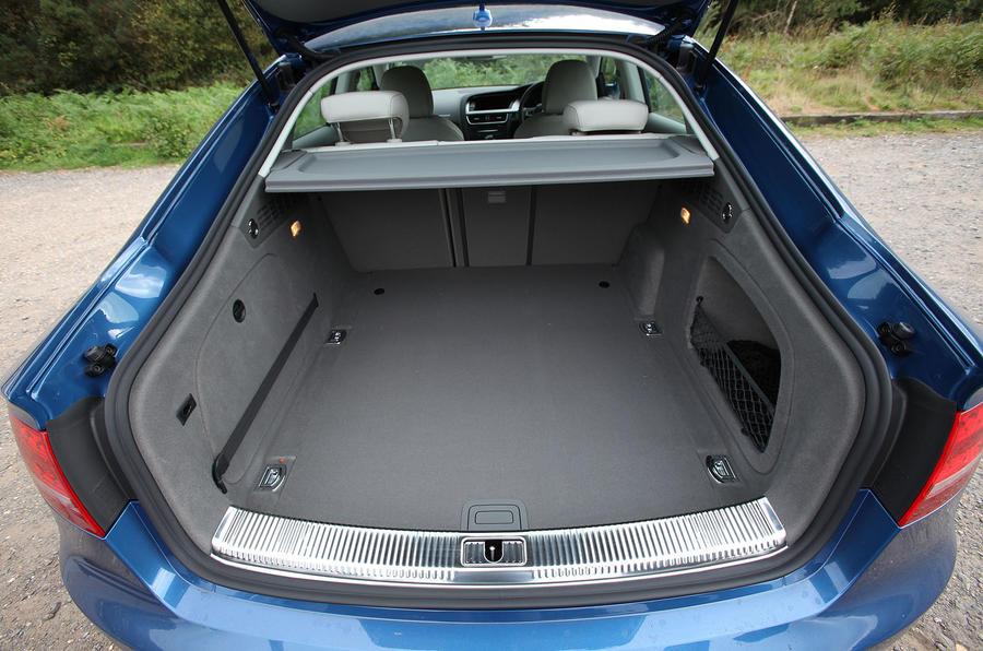 Audi A5 Sportback 3 0 Tdi Review Autocar