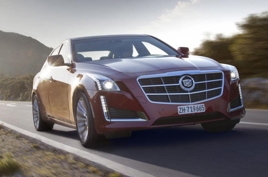 American-made Cadillac CTS