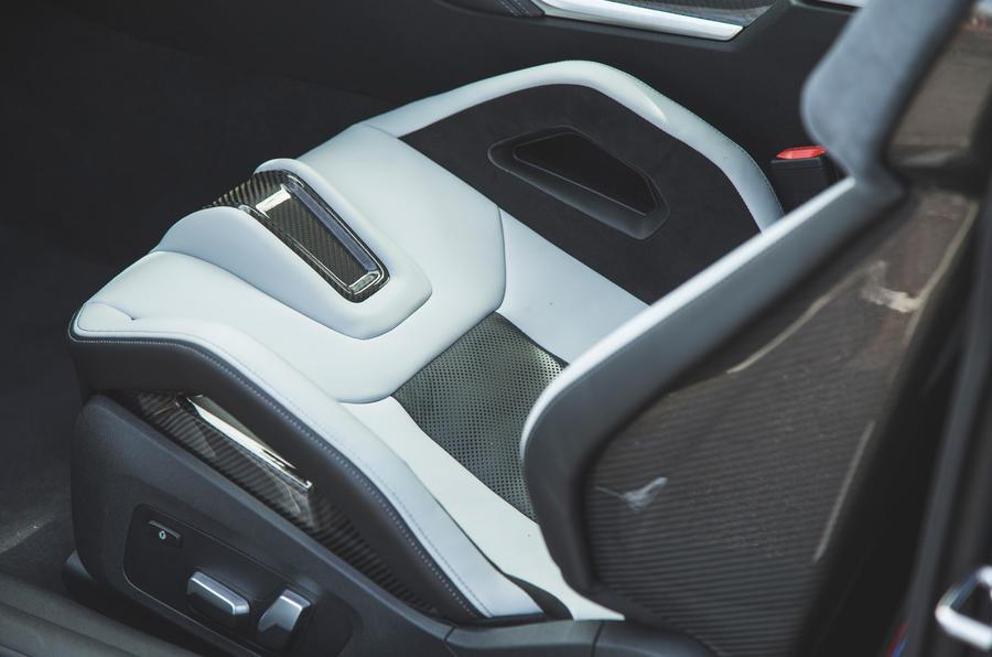 24 BMW M4 Competition 2021 RT sièges baquets