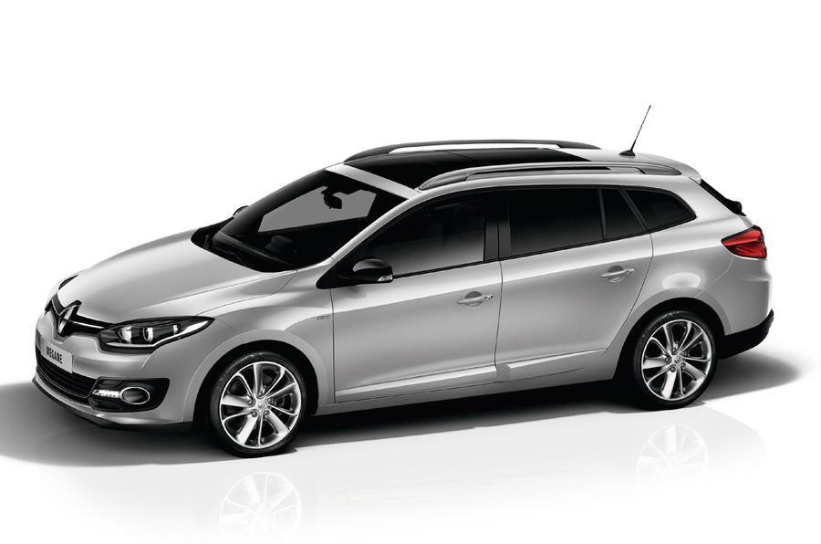 Special edition Renault Megane and Scenic Limited models revealed