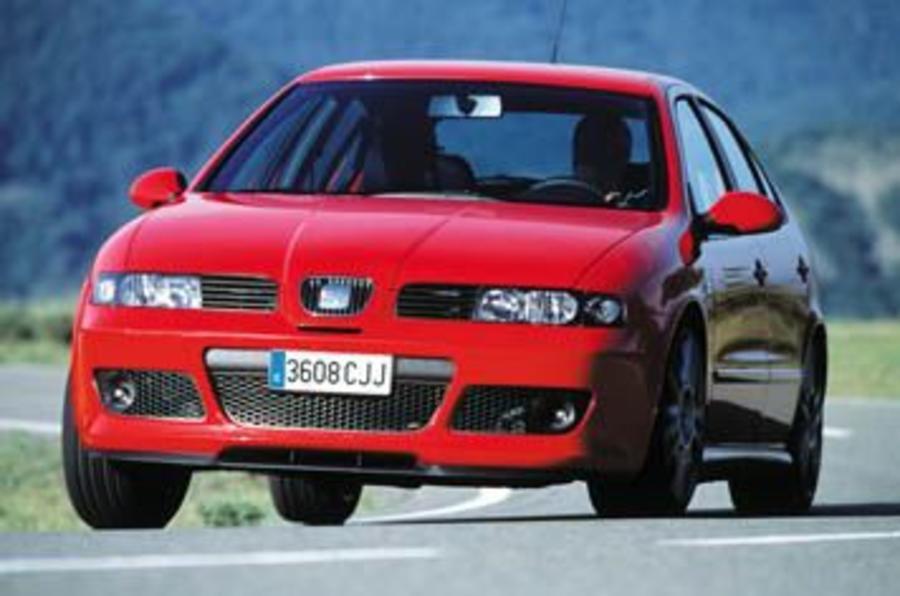Seat Leon Cupra R Review Autocar
