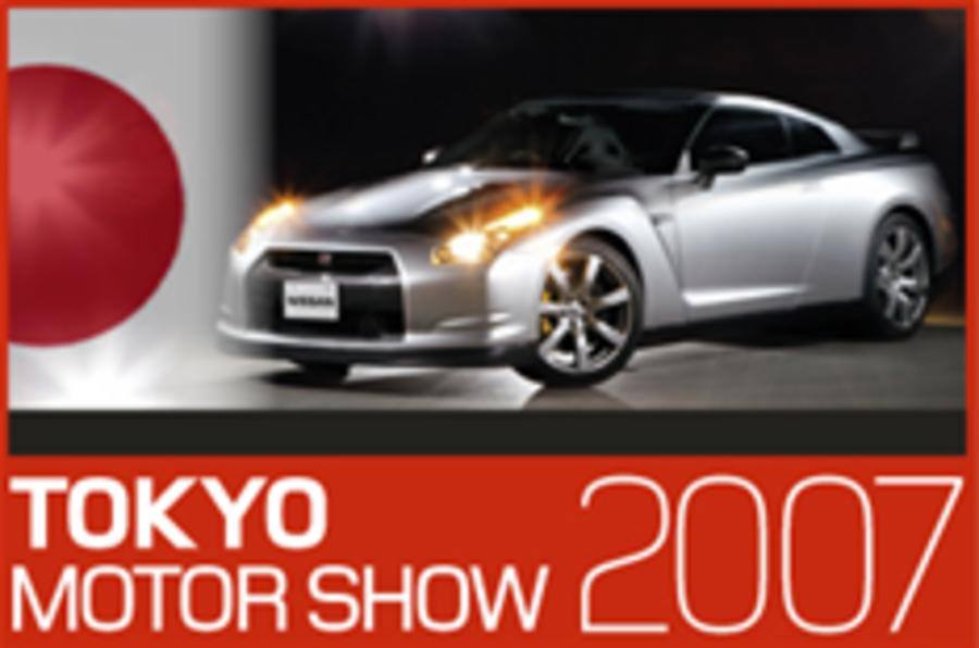 Autocar live from Tokyo motor show
