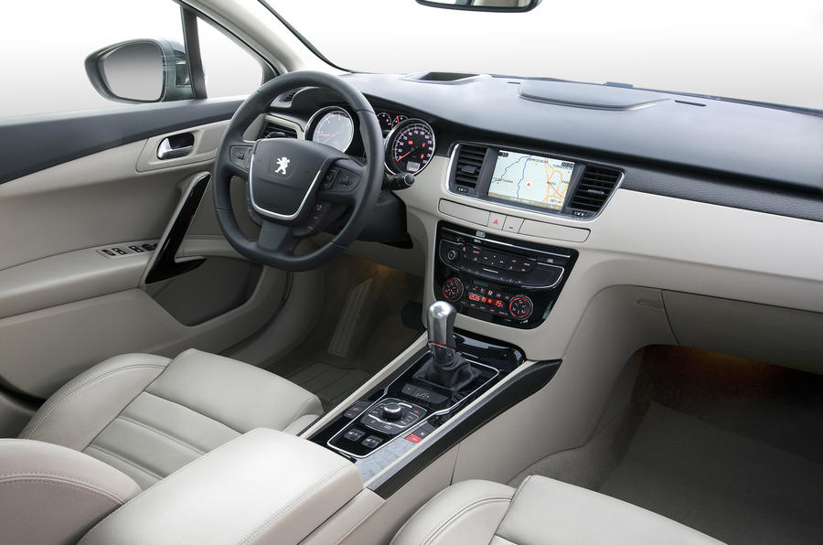 Details On The 2011 Peugeot 508