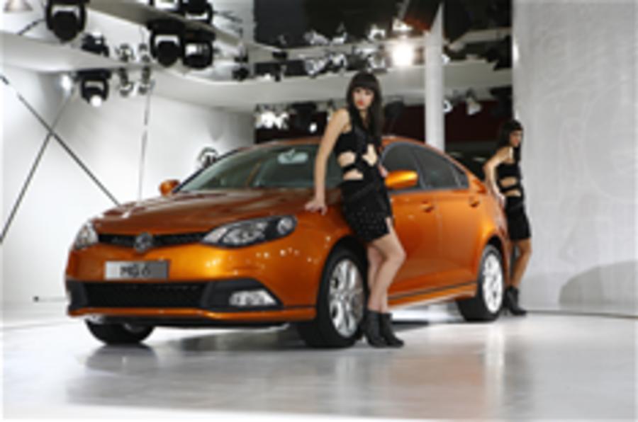 Guangzhou motor show in pics