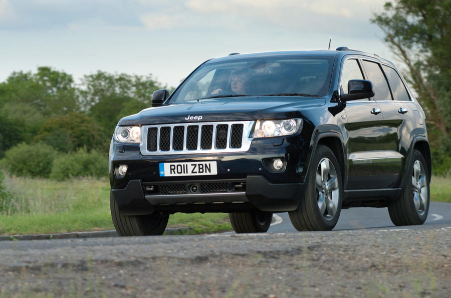 Jeep Grand Cherokee 3.0 V6 CRD ...