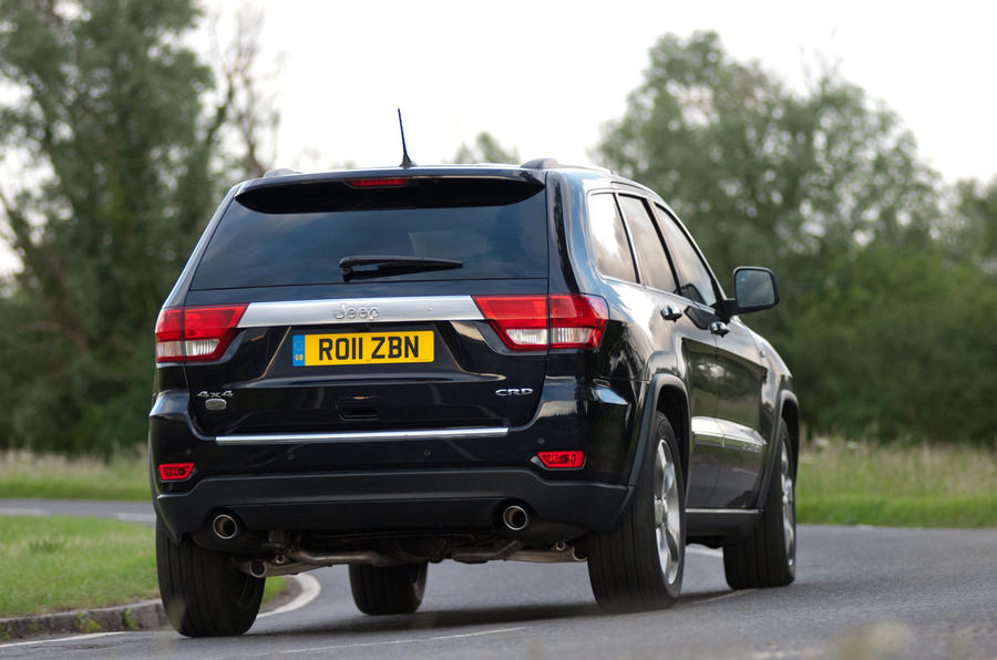 ... Jeep Grand Cherokee 3.0 V6 CRD ...