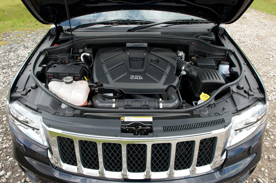 3.0-litre V6 Jeep Grand Cherokee diesel engine