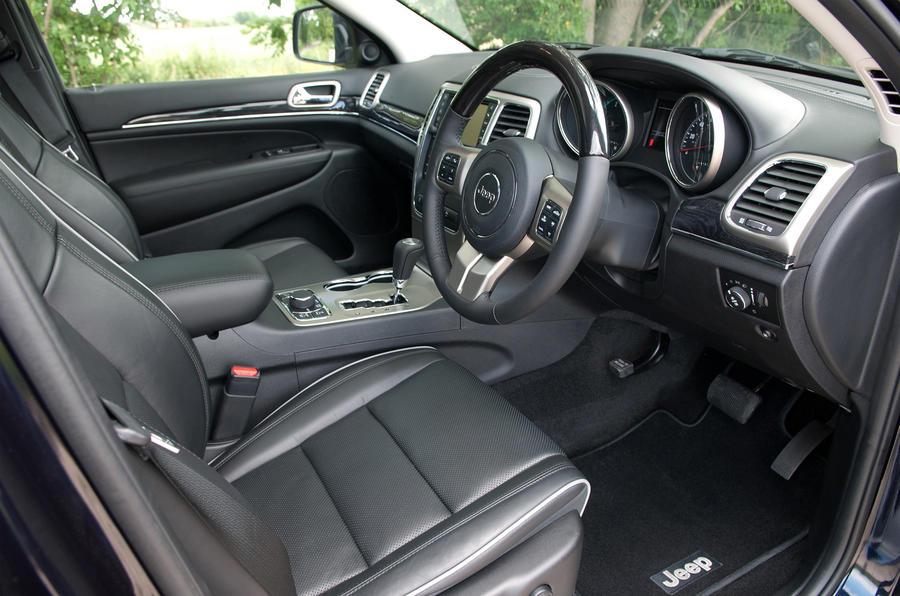 Jeep Grand Cherokee 3.0 V6 CRD