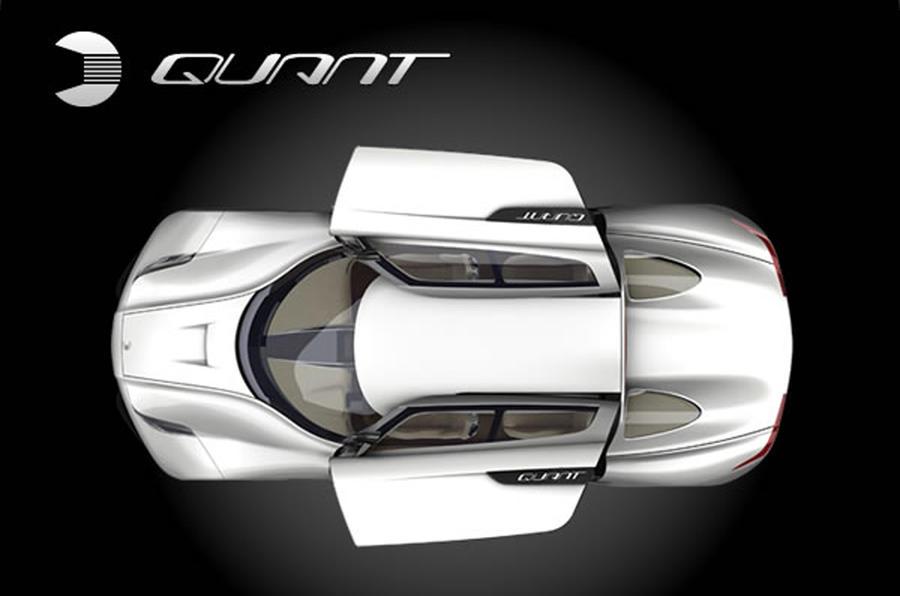 Geneva motor show:  NLV Quant