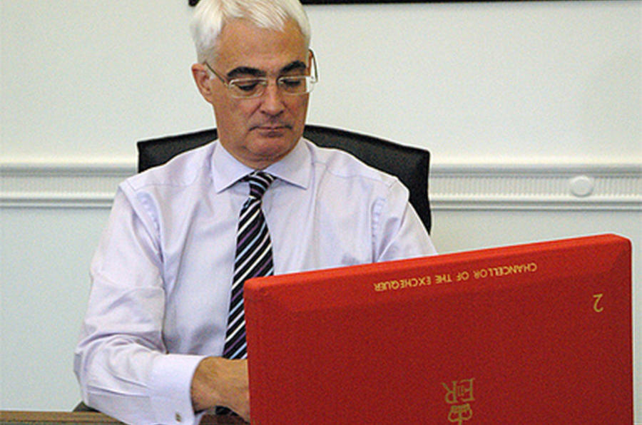 Budget 2010 - fuel tax rise confirmed