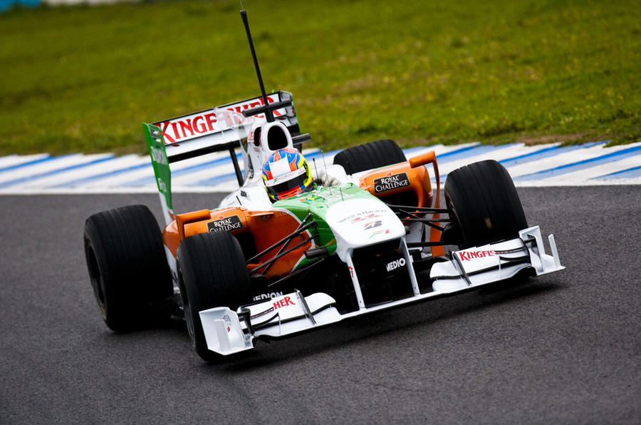 New Brit to test F1 car in Oz