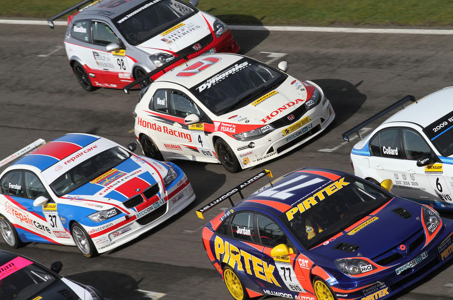 Record entry for 2011 BTCC