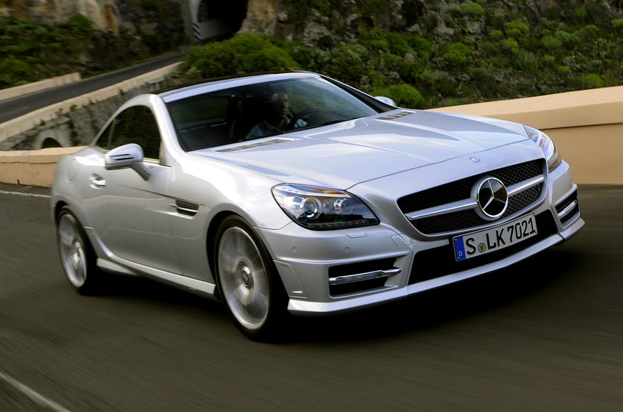 mercedes benz slk 200 review autocar. Black Bedroom Furniture Sets. Home Design Ideas