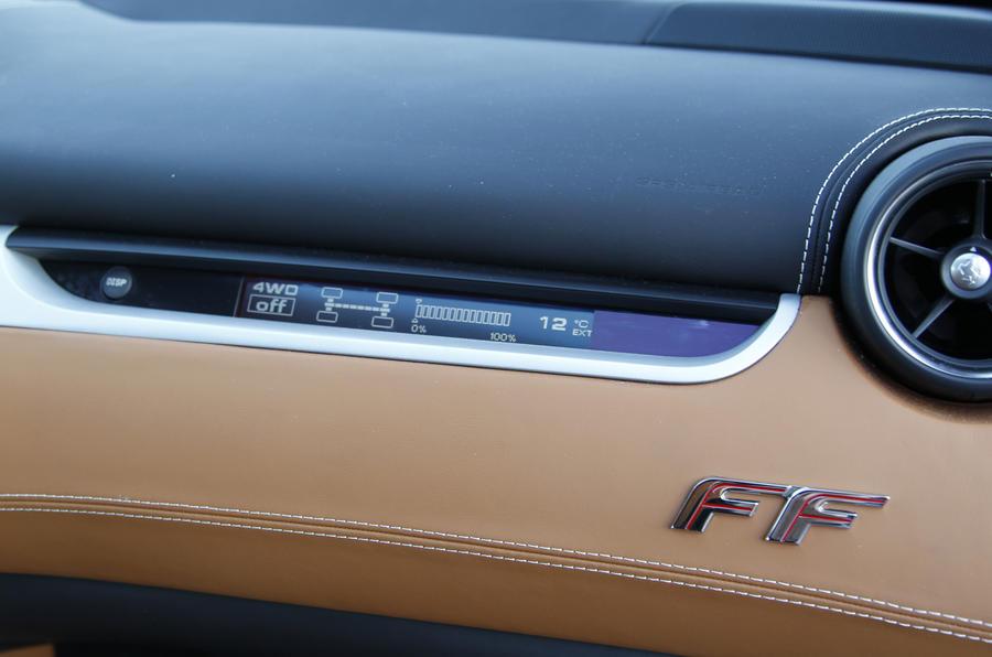 Captivating ... Ferrari FF Decals ...