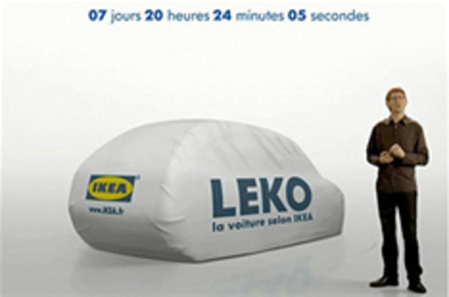 Ikea's own-brand eco car