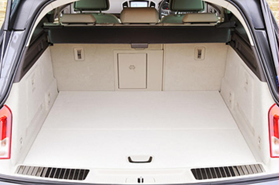 Vauxhall Insignia Tourer 2.0 CDTi 160 Exclusiv