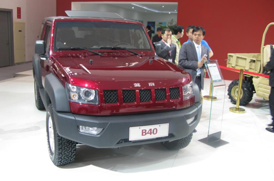 China makes a Land Rover