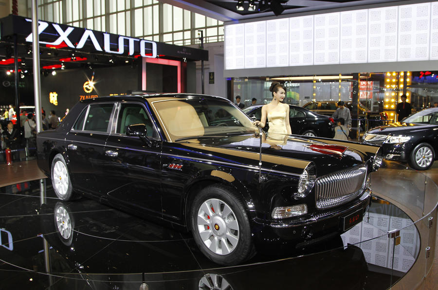 Beijing motor show: weird and wonderful