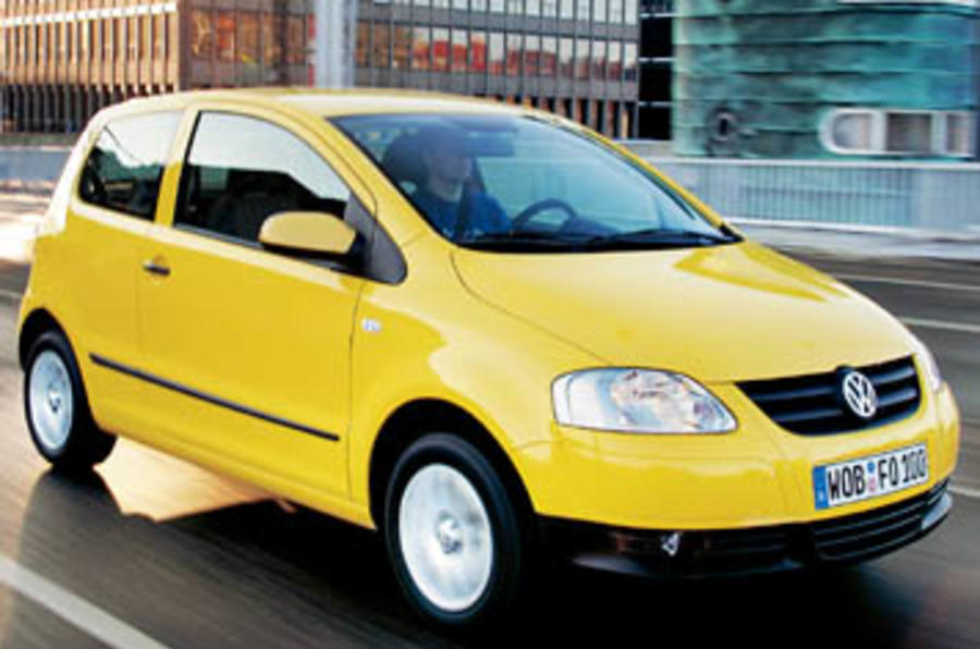 Volkswagen Fox 1 2 Urban Fox Review Autocar