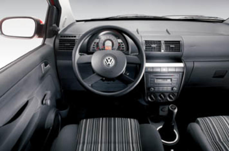 volkswagen fox 1 2 urban fox review autocar. Black Bedroom Furniture Sets. Home Design Ideas