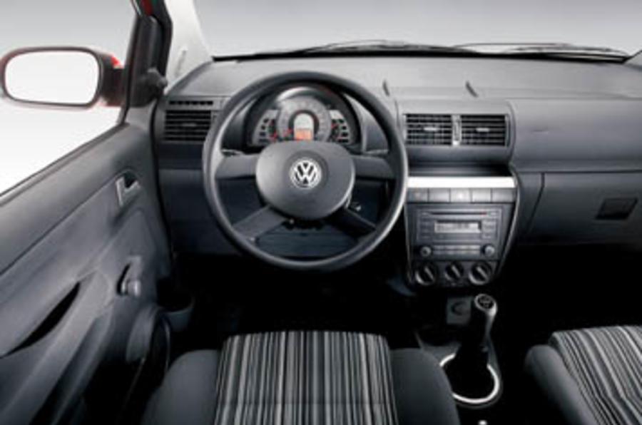 Volkswagen Fox 1 2 Urban Fox Review Autocar