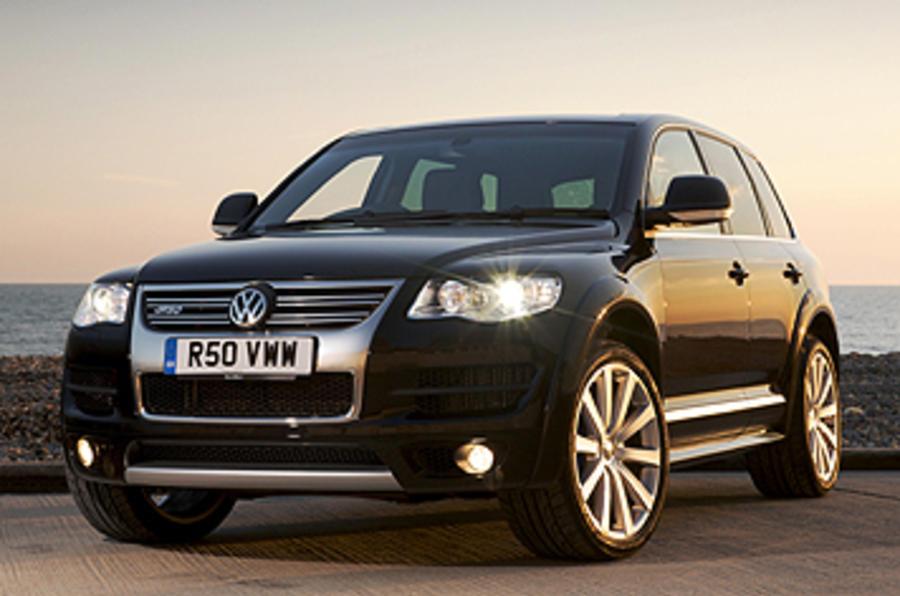 Volkswagen Touareg R50 review | Autocar