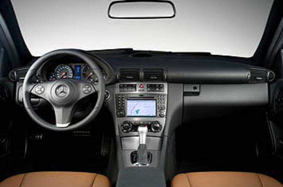 Mercedes-Benz CLC220 CDI Sport