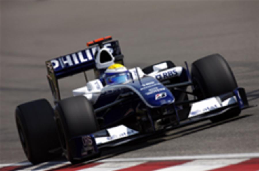 Rosberg tops Bahrain F1 practice