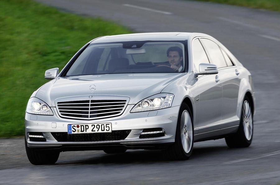 Mercedes benz s 250 cdi review autocar for Mercedes benz s250