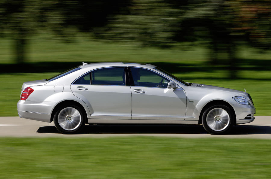 Mercedes S250 CDI