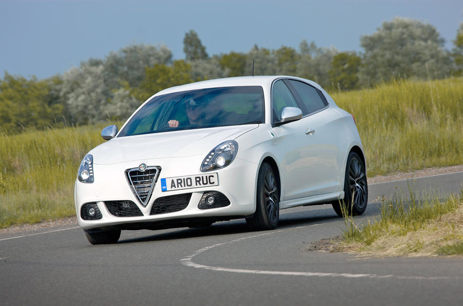 Next Alfa Romeo Giulietta Cloverleaf to use 4C engine