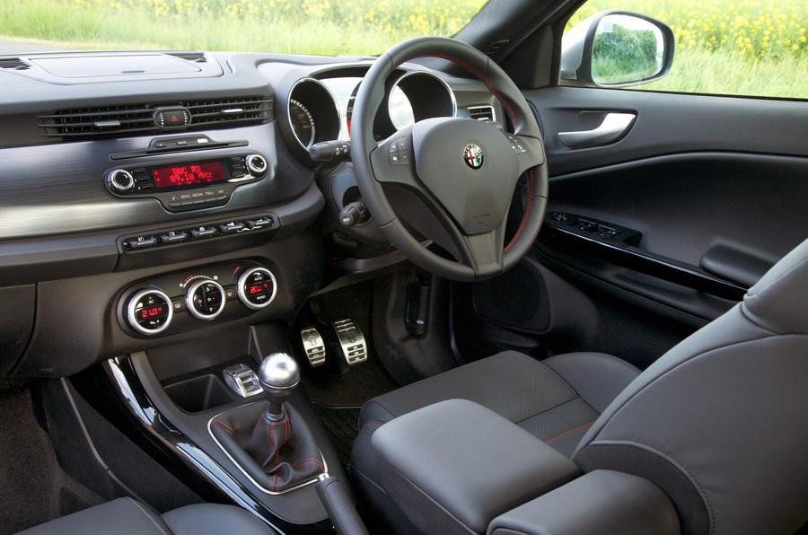 Alfa Giulietta 1750 TBi Cloverleaf