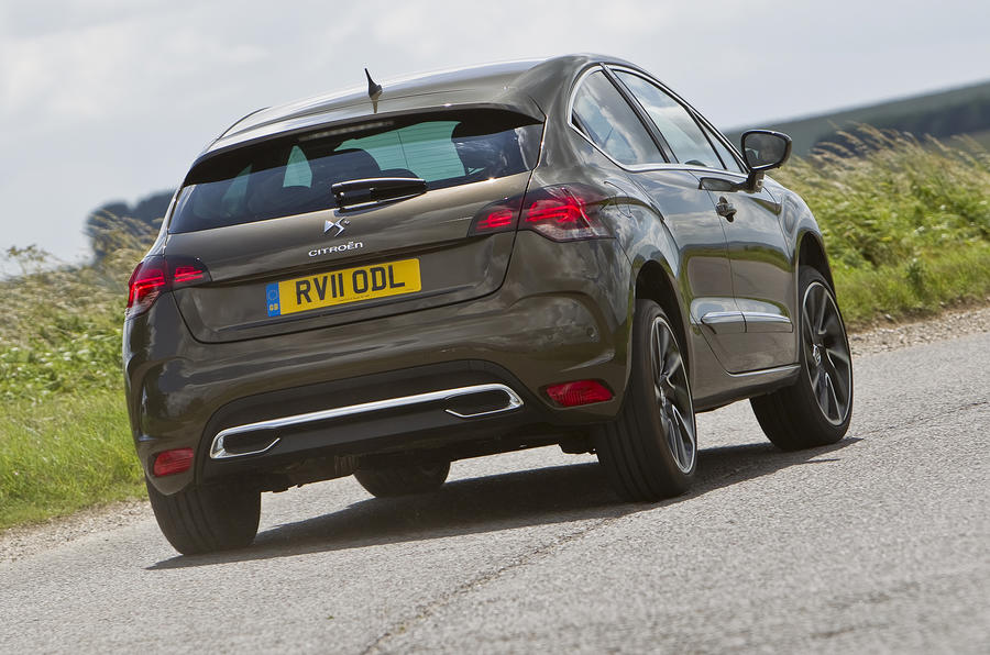 DS 4 DSport rear