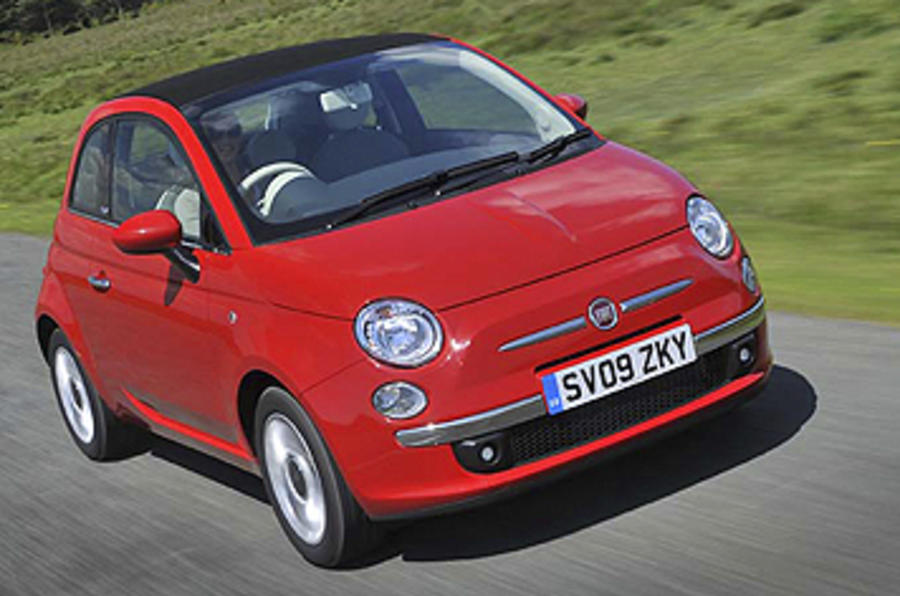 fiat 500 1.2 pop convertible review | autocar