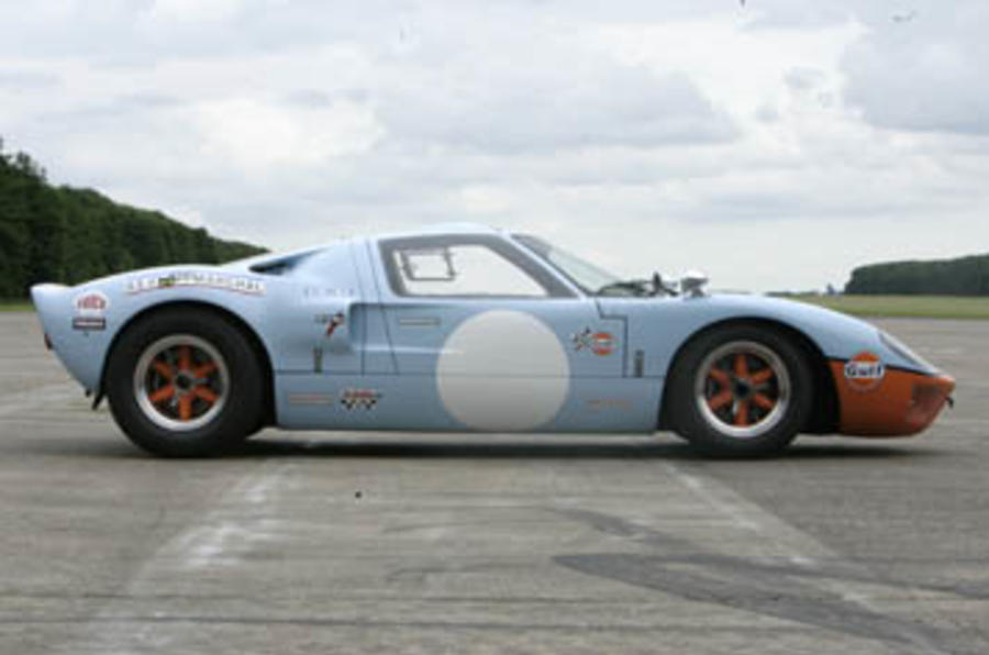 Superformance GT40 review | Autocar
