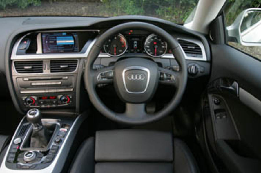 audi a5 2.0 tfsi review | autocar