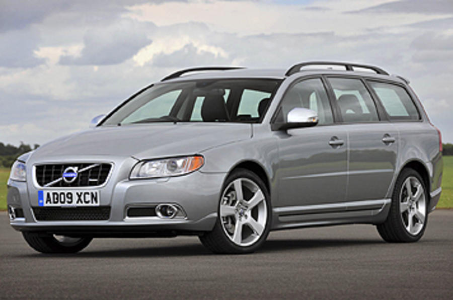 volvo v70 2 4 d5 review autocar