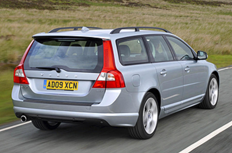 Volvo V70 2.4 D5 review | Autocar