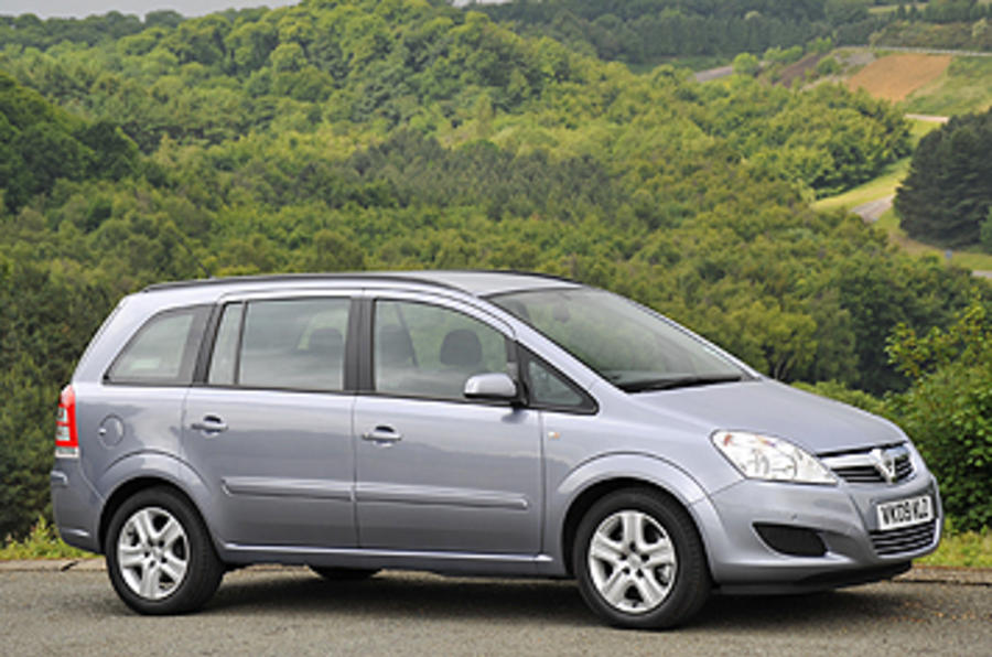 vauxhall zafira 1 7 cdti ecoflex review autocar. Black Bedroom Furniture Sets. Home Design Ideas