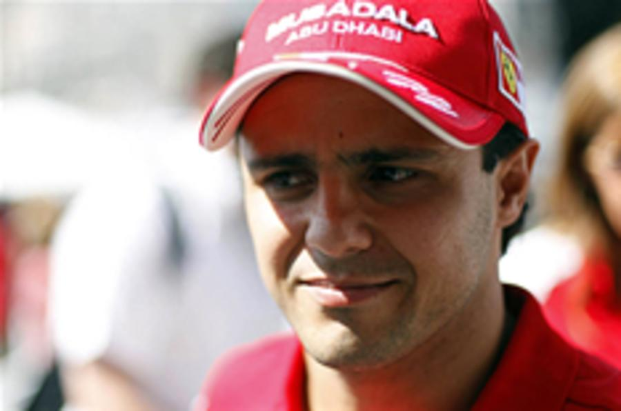 Massa's condition improves