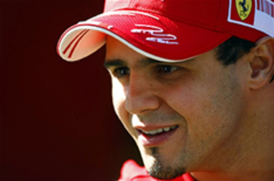 Massa continues to improve