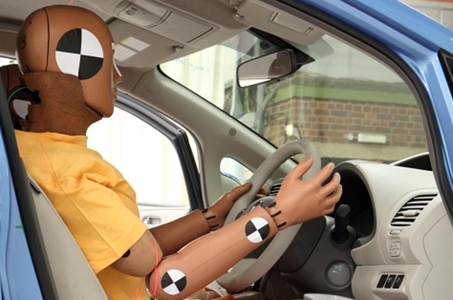 Euro NCAP tougher in 2012