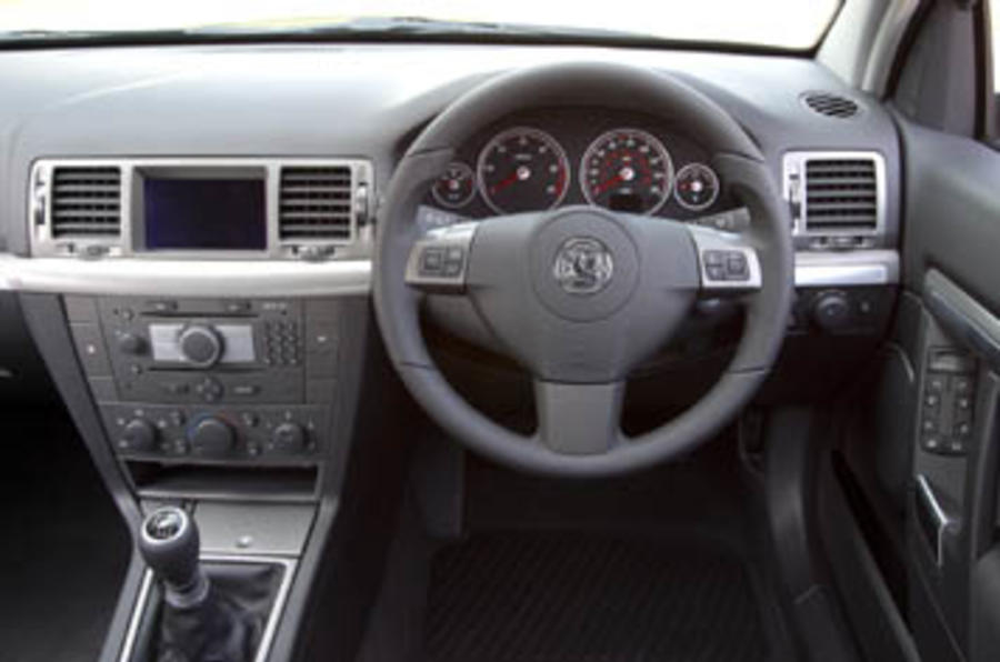Vauxhall Vectra 2.0 Turbo SRi