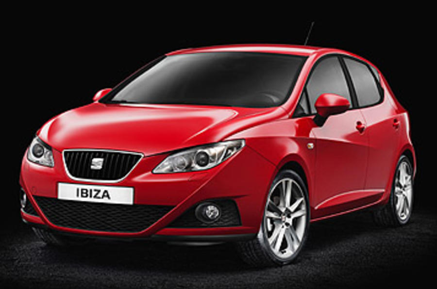 Seat Ibiza 1.6