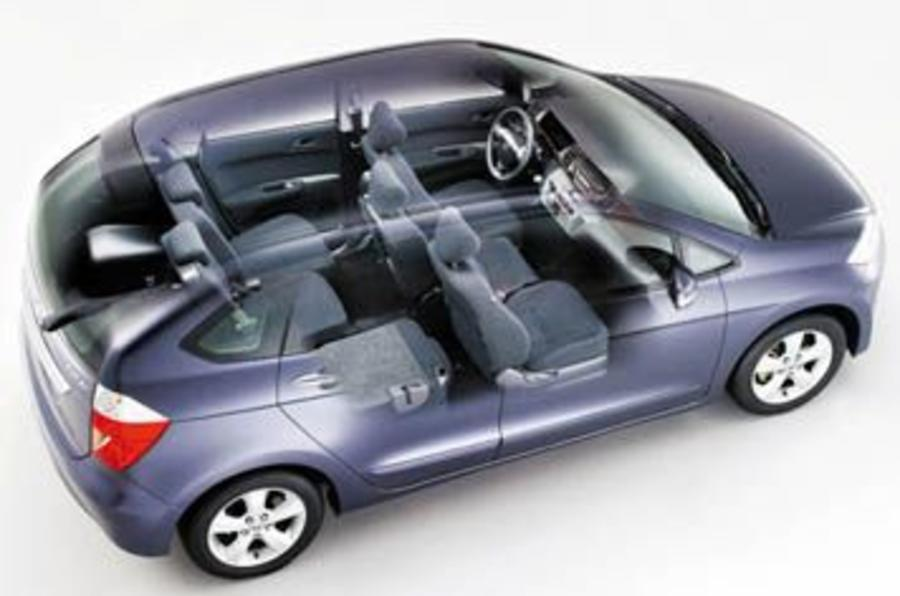 Honda Accord Sport >> Honda FR-V 2.0 Sport review   Autocar