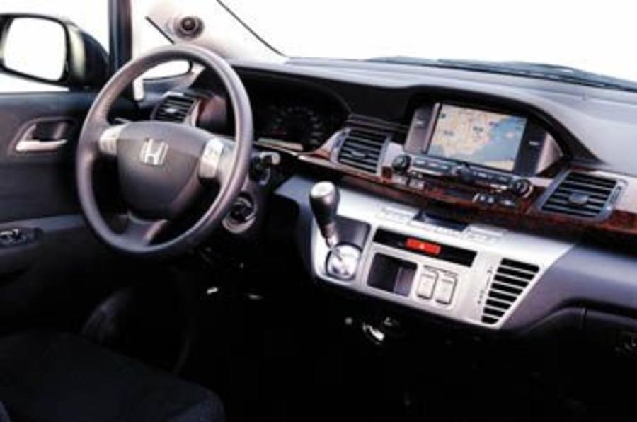 Honda FR-V 2.0 Sport review | Autocar