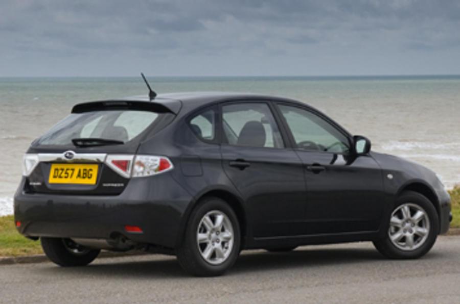 Subaru Impreza 1 5 R Review Autocar
