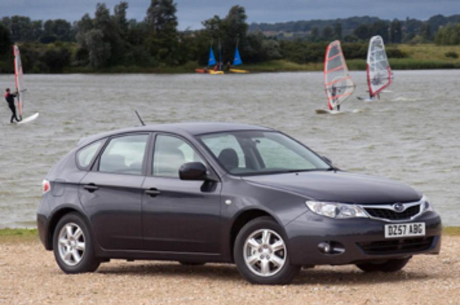 Subaru Impreza 1.5 R