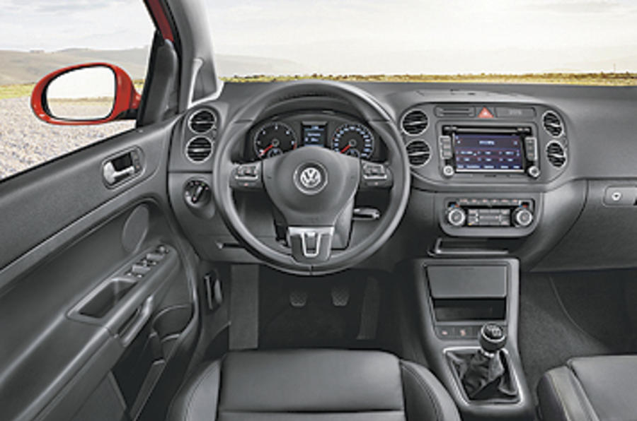 Volkswagen Golf Plus 2.0 TDI 110 review | Autocar