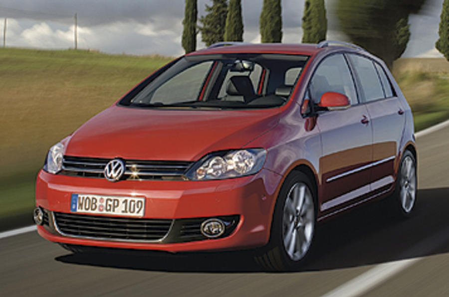 volkswagen golf plus 2 0 tdi 110 review autocar. Black Bedroom Furniture Sets. Home Design Ideas